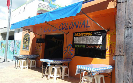Cafe Colonial